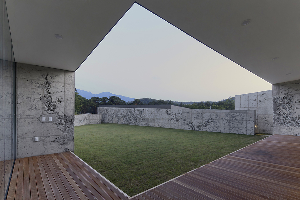 Archium, Kim In Cheurl, Kim Myoung Sook Museum, South Korea