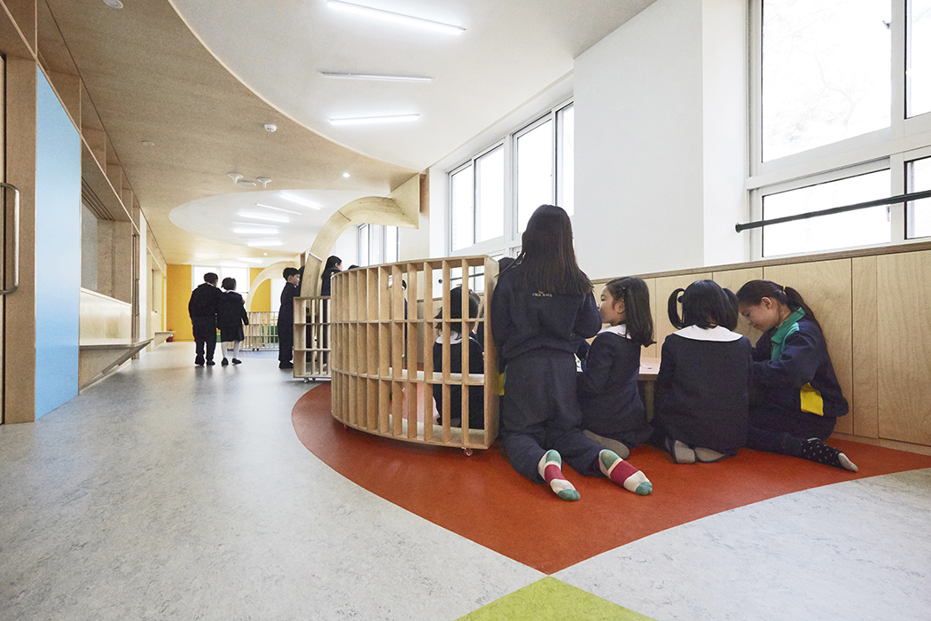 Thierry Sauvage: thierry sauvage photographe photographer Wharang School, Seoul, South Korea Lokal Design shin haewon architect